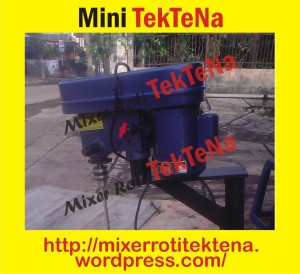 mixer roti mini tektena